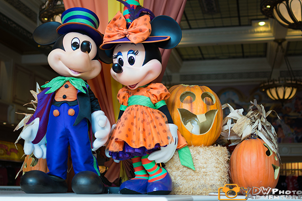 Halloween is a great time to plan a Disney vacation
