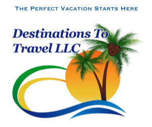 The Destinations to Travel Logo