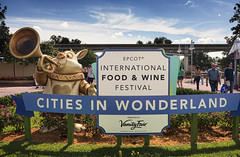 See the International Food and Wine Festival