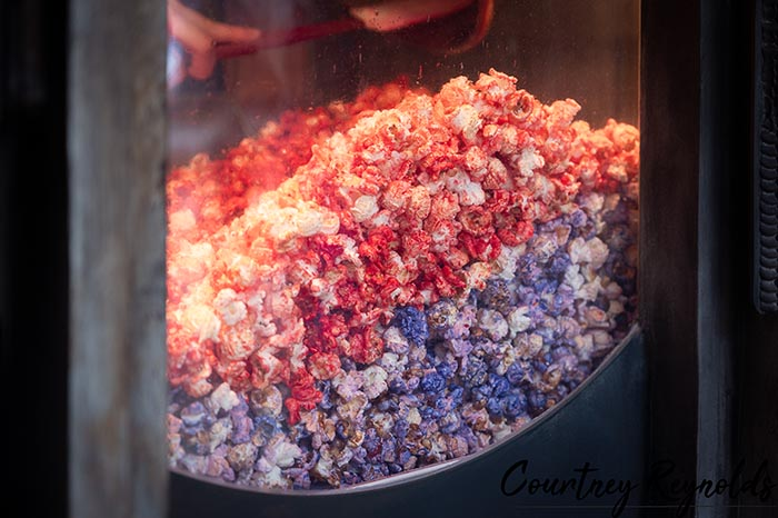 The popcorn from Kat Saka's Kettle in Galaxy's Edge