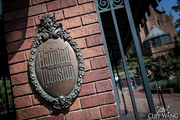 The Haunted Mansion will celebrate it's 50th birthday on October 1st, 2021