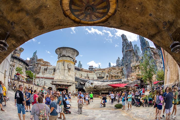 Millennium Falcon: Smuggler's Run is one of the attractions you pick when you choose FastPasses at DHS