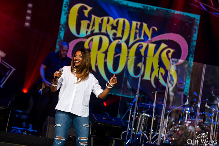 The Garden Rocks Concerts are in full swing the weekend before Memorial Day