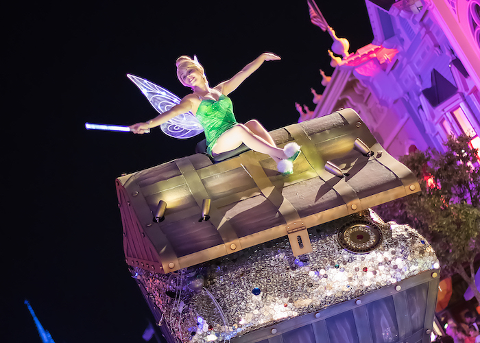 Tinker Bell Float Boo To You